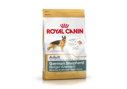 Royal Canin Royal Canin | Bhn German shepherd adult | 12 kg | gevogelte | vlees