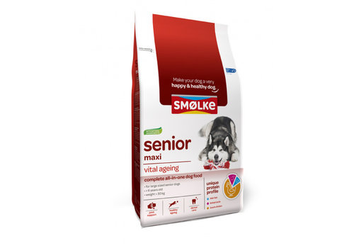 Smolke Smolke Senior Maxi 12 KG