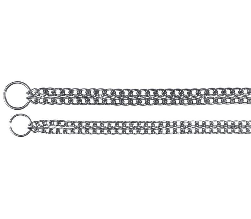 Wurghalsband, verchroomd 50cm/2,5mm
