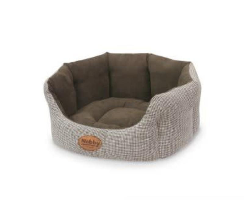 """Komfort Bett oval """"JOSI"""