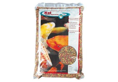 Konacorn KC Vijver Koi pellets premium 15 liter