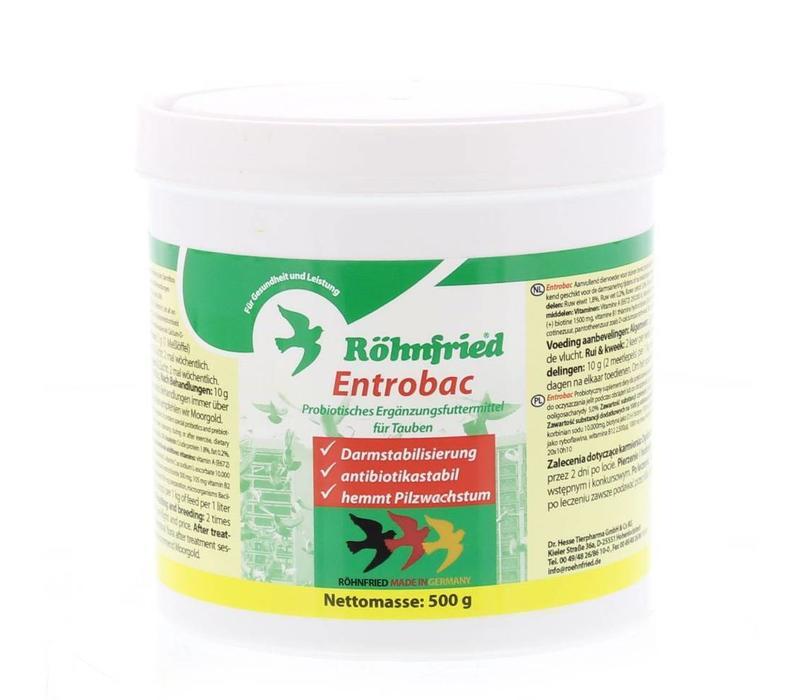 Entrobac (darmflora, pre- en probiotica)