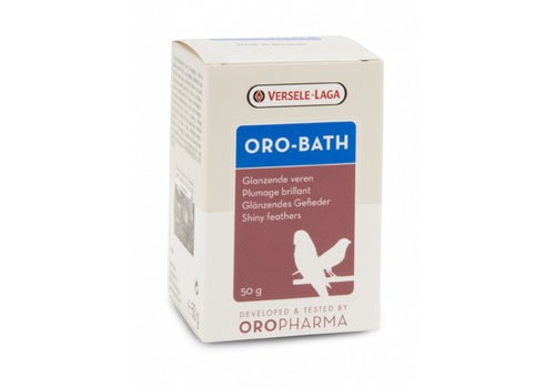 Versele-Laga Versele-Laga Oropharma | Oro-bath badzout | 50 g