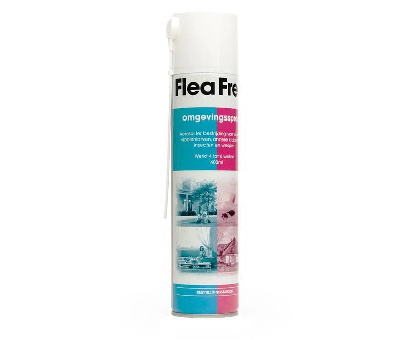 Exil | Flea free omgevingsspray | 400 ml