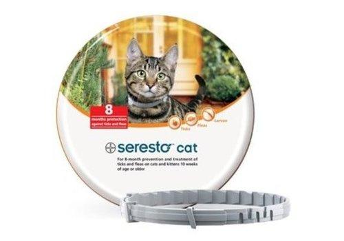 Seresto Seresto vlooien/tekenband kat