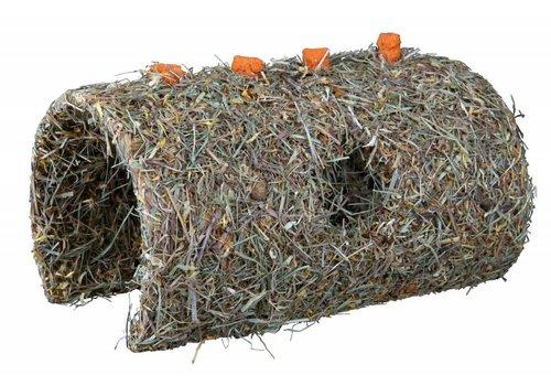 Grot gemaakt van granen met wortel 21x16x30CM/800GR