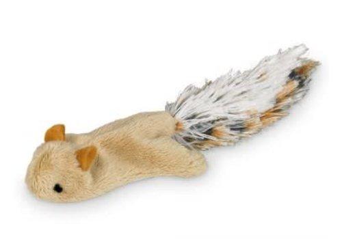 Nobby Plusch Eichhornchen mit Catnip