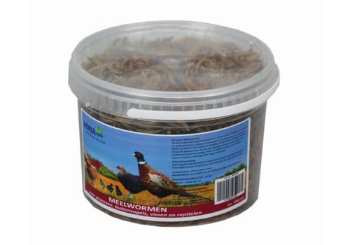 Konacorn KC meelwormen 5 liter