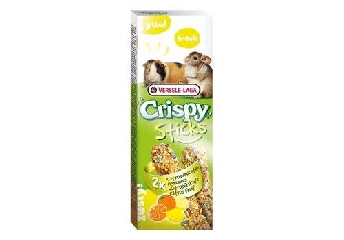 Versele-Laga Versele-Laga Crispy | Sticks cavia&chinchilla citrus | 2x55 g | Citrus
