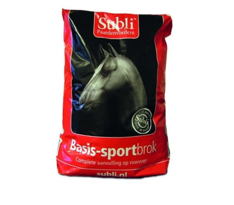 Subli | Basis sportbrok | 20 kg