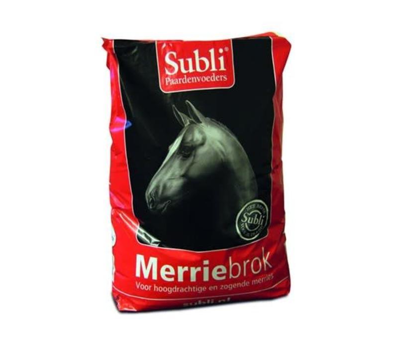Subli   Merriebrok   20 kg