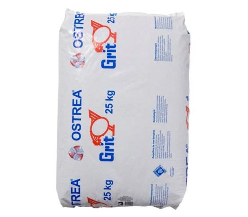 Ostrea | Kippengrit zak | 25 kg