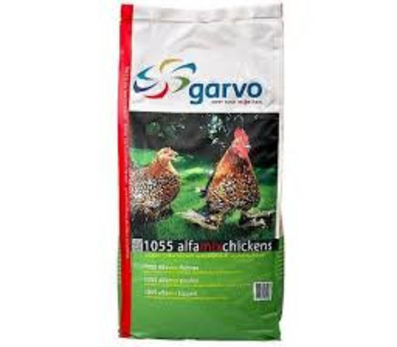 Garvo | Alfamix kippen | 12.5 kg