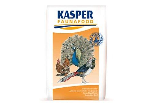 Kasper Faunafood Kasper Faunafood sierhoender 1 opfokmeel