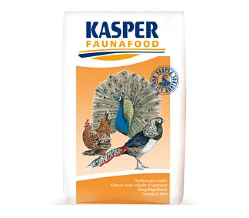 Kasper Faunafood sierhoender 2 opfokkorrel