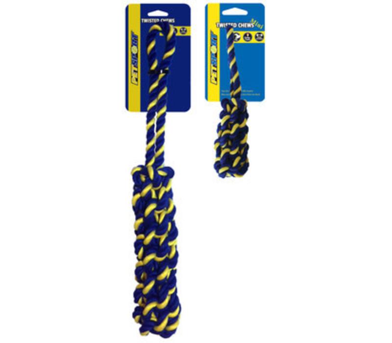 Braided Cotton Rope Bumper Medium 35cm