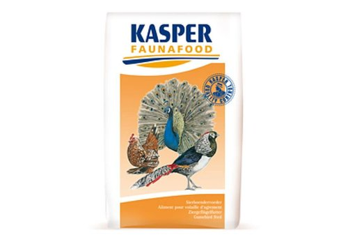 Kasper Faunafood Kasper Faunafood kalkoen opfokkorrel 2