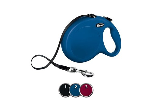 Flexi flexi New CLASSIC, tape leash