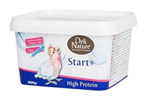 Deli Nature Deli Nature Start+ high protein