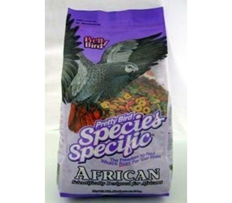 Pretty Bird Special african