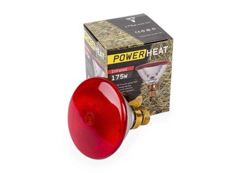 Olba Warmtelamp Powerheat, infra rood, 175Watt,  240V, PAR38, E-27