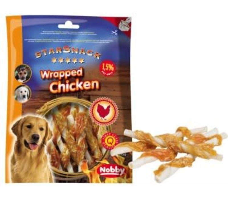 "STARSNACK Barbecue ""Wrapped Chicken"