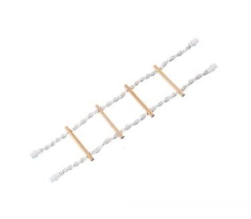 Strickleiter mit Schraubbefestigung