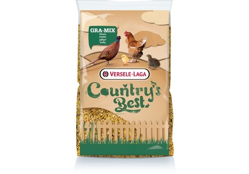 Versele-Laga Versele-Laga Country`s Best | Gra-mix ardeens graan geb.mais | 4 kg