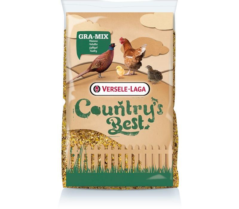 Versele-Laga Country`s Best | Gra-mix ardeens graan geb.mais | 4 kg