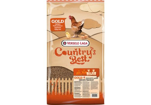 Versele-Laga Versele-Laga Country`s Best   Gold 4 gallico pelletlegkorrel   5 kg   vanaf 1e ei