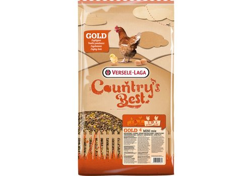 Versele-Laga Versele-Laga Country`s Best   Gold 4 mini mix   5 kg