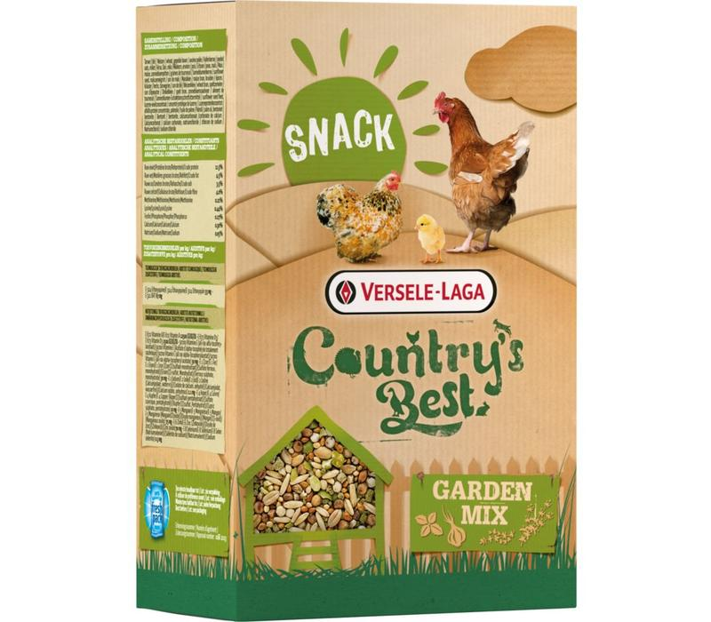Versele-Laga Country`s Best | Snack Garden Mix | 1 kg
