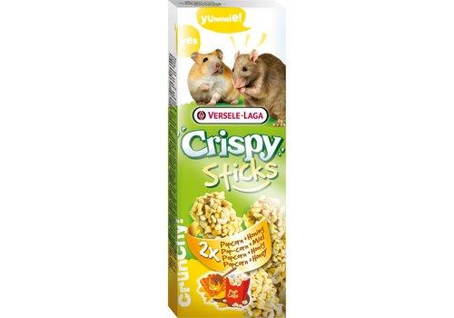 Versele-Laga Versele-Laga Crispy | Sticks hamster&rat popcorn | 2x50 g | popcorn