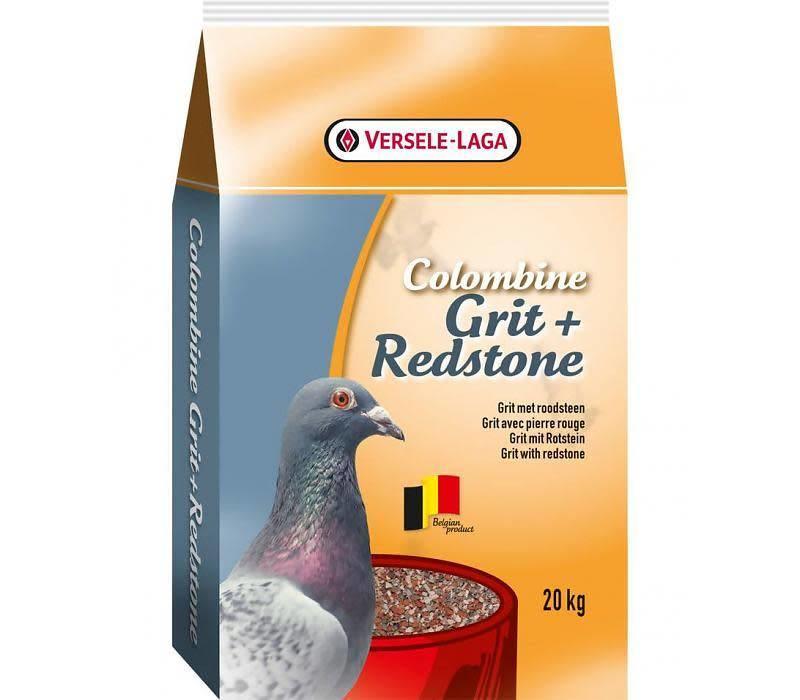 Colombine | Grit met roodsteen met anijs