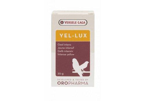 Versele-Laga Versele-Laga Oropharma | Yel-lux gele kleurstof