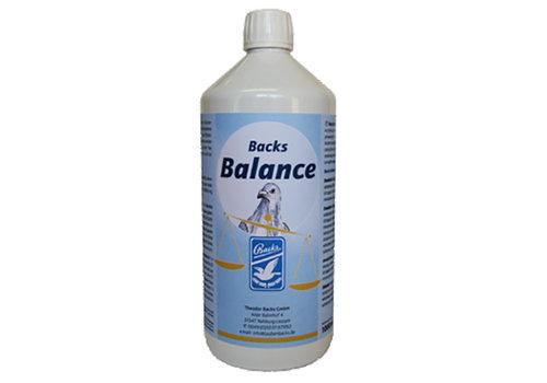 Backs Backs - Balance