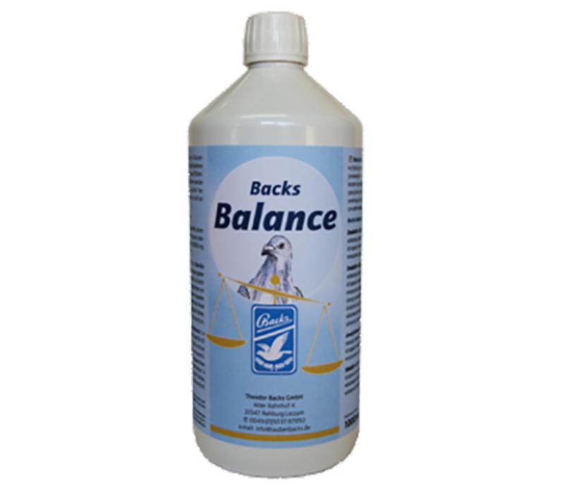 Backs - Balance