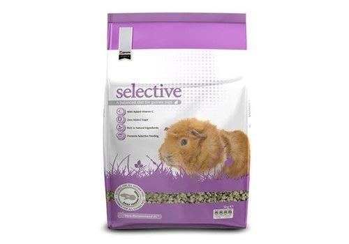 Supreme Supreme | Science selective guinea pig