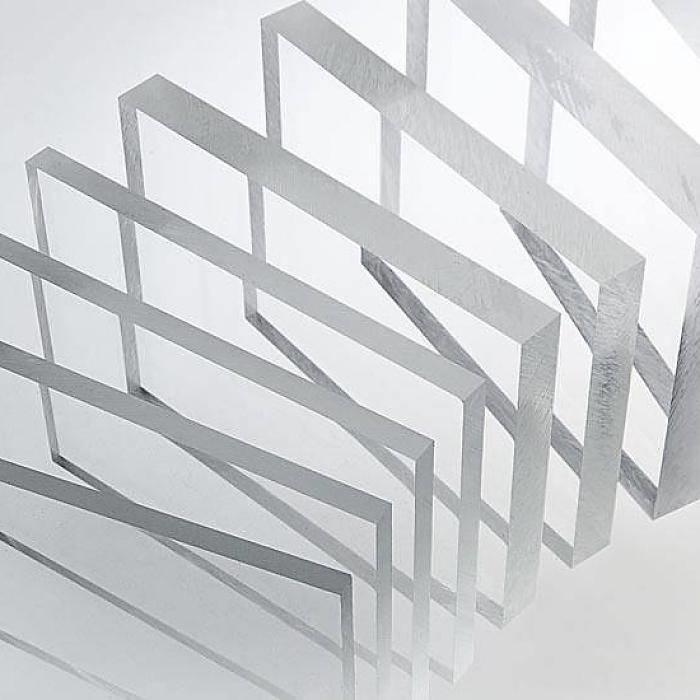 Plexiglas platen