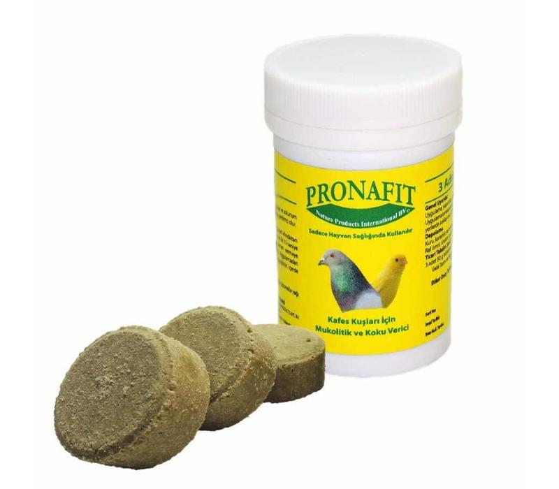 Pro-Smoke Pronafit - rooktablet anti-parasiet