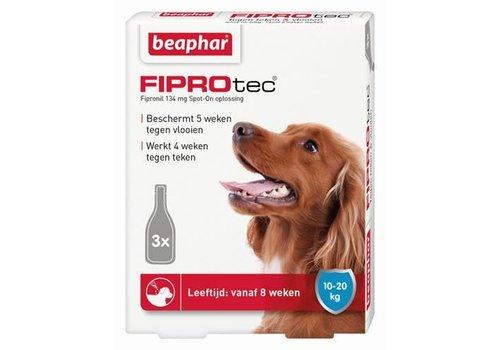 Beaphar Beaphar   Fiprotec dog 10-20kg   3 pip   10-20kg