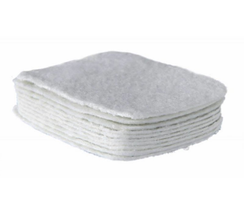 Pads for protective pants