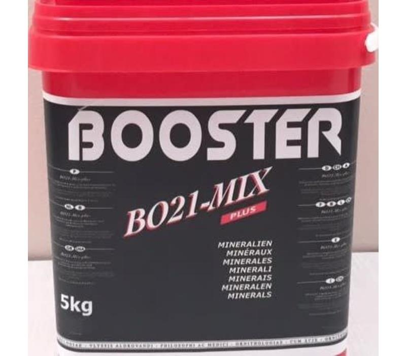 BO21 - Mix Booster Mineralen