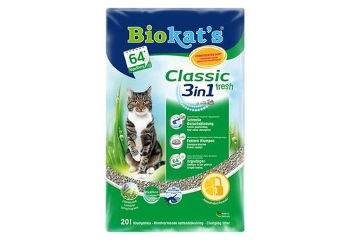 Biokat's Biokat's | Fresh kattenbakvulling | 20 l