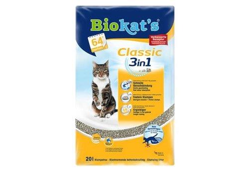 Biokat's Biokat's | Classic kattenbakvulling | 20 l