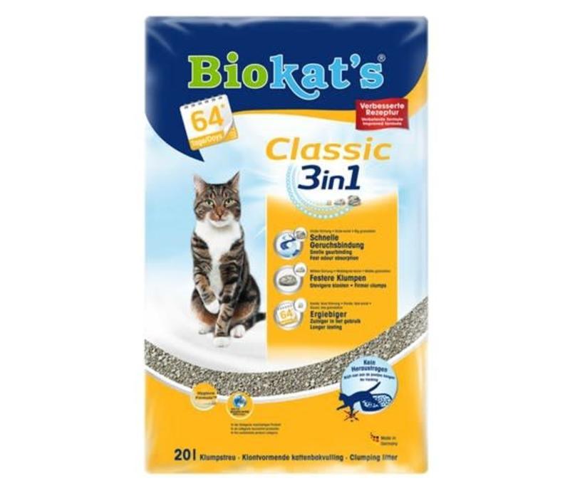 Biokat's | Classic kattenbakvulling | 20 l