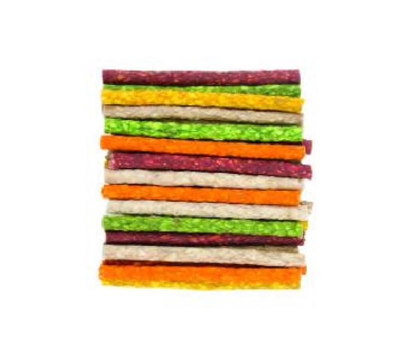 Munchy stick 5inch 7-8mm 5 kleuren