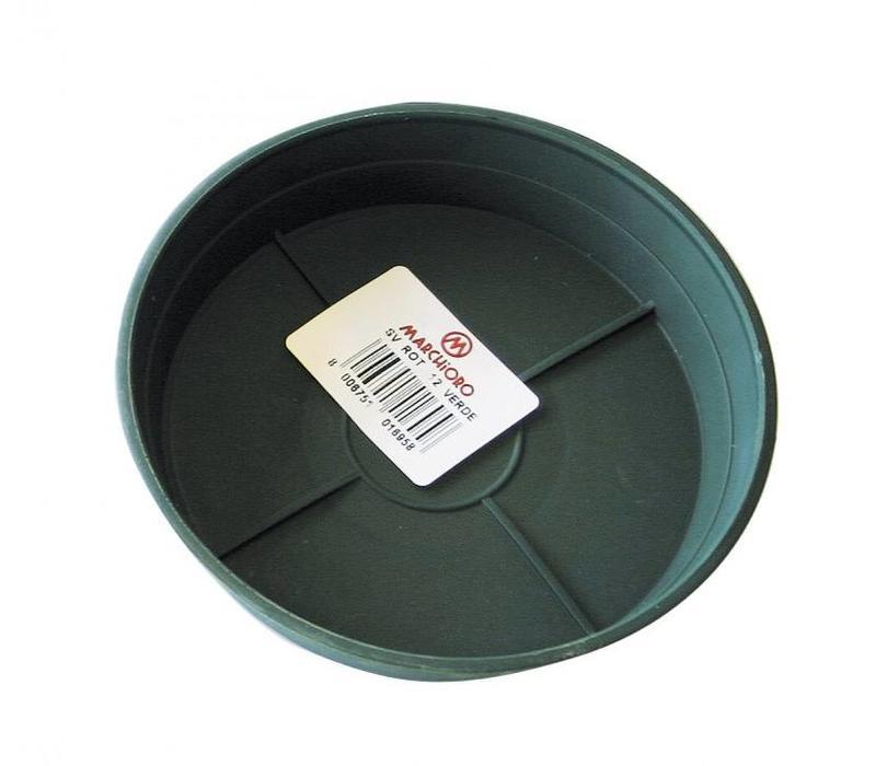 BADSCHOTEL GROEN 20cm GROEN