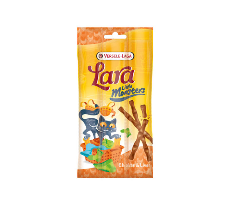 Lara   Little m. sticks chic&liver-3p   15 g   kip   display
