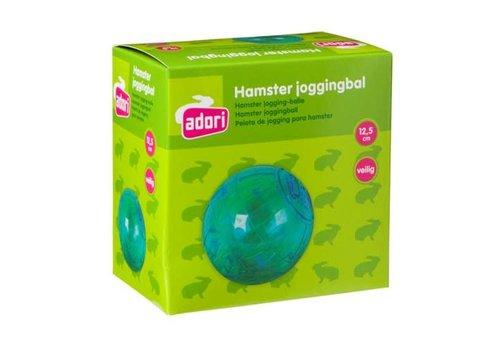 Adori Adori | Hamster joggingbal plastic s | 12 cm | transparant